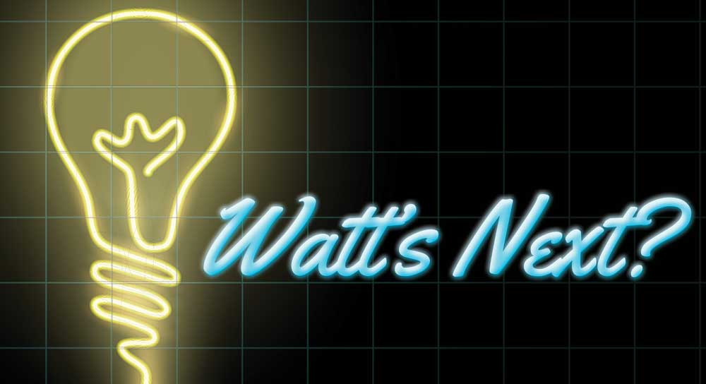 Watt's Next? A crowd-sourced collection of ideas innovations and inquiries