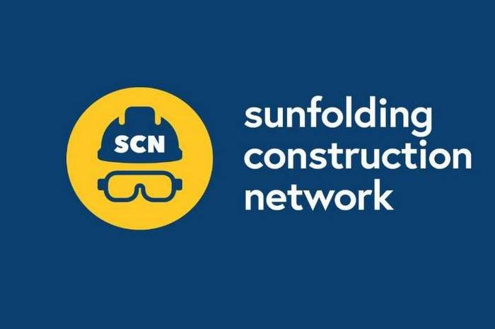 sunfolding construction network