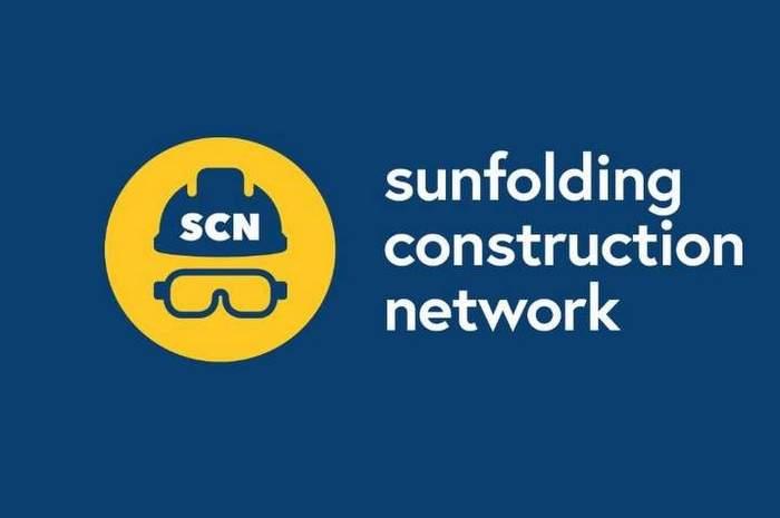 sunfolding construction network