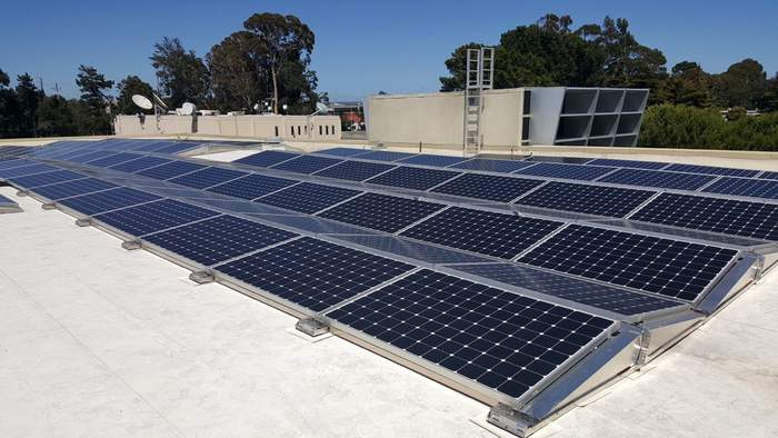 Brisbane Calif. asked for solar production instead of just pricing in this