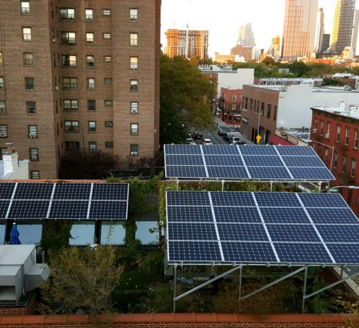 There's a push in Brooklyn to turn its microgrid into a local energy marketplace via blockchain