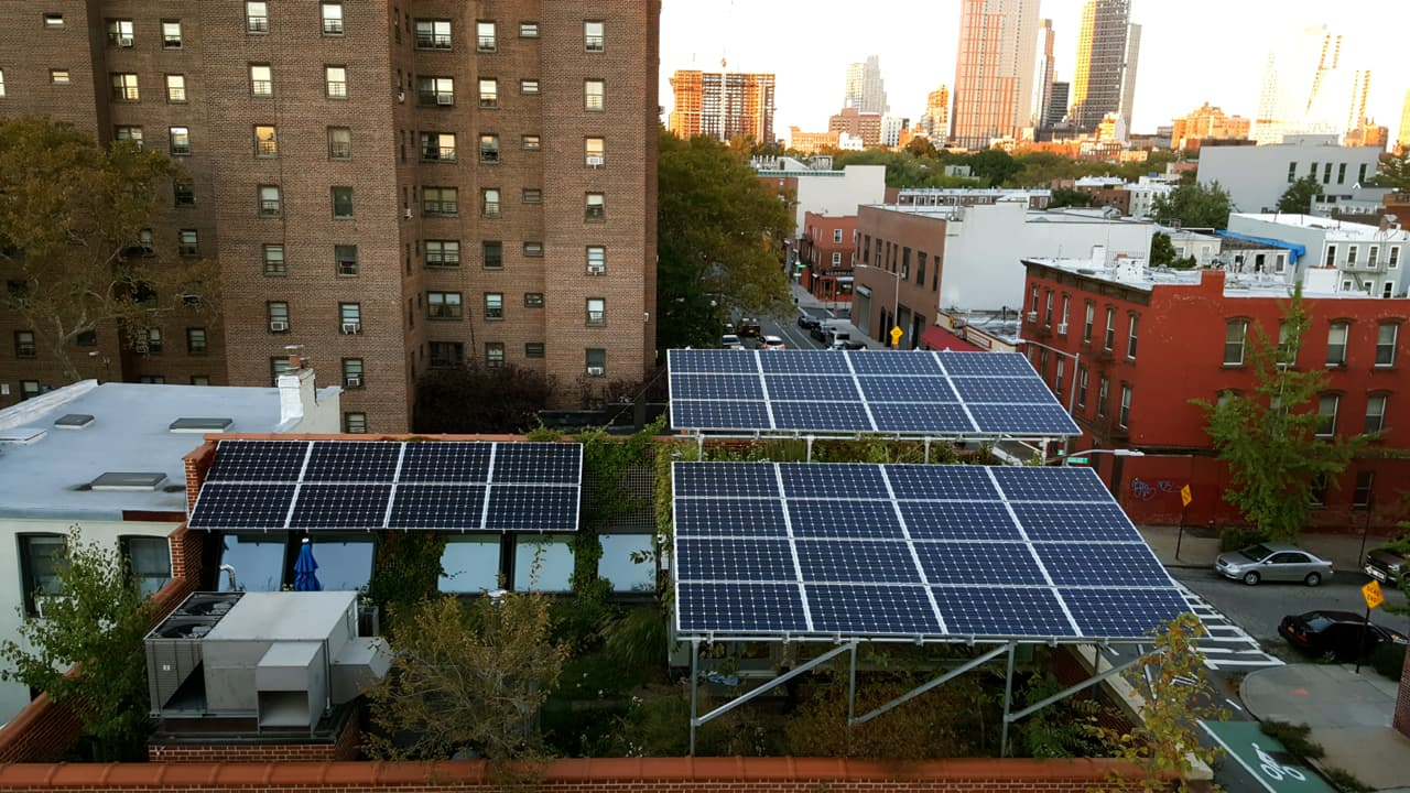 There's a push in Brooklyn to turn its microgrid into a local energy