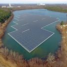 Largest floating solar array in U.S. now operational in this New Jersey water treatment facility