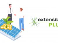 Extensible Energy tells us how to reduce commercial demand charges with just solar (no batteries)