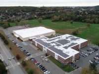 Massachusetts middle school projected to save $500,000 thanks to solar system installed by Solect Energy