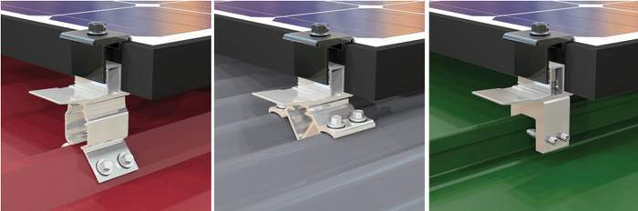 Ecolibrium Solar says its new rail-less metal roof solar mounting system