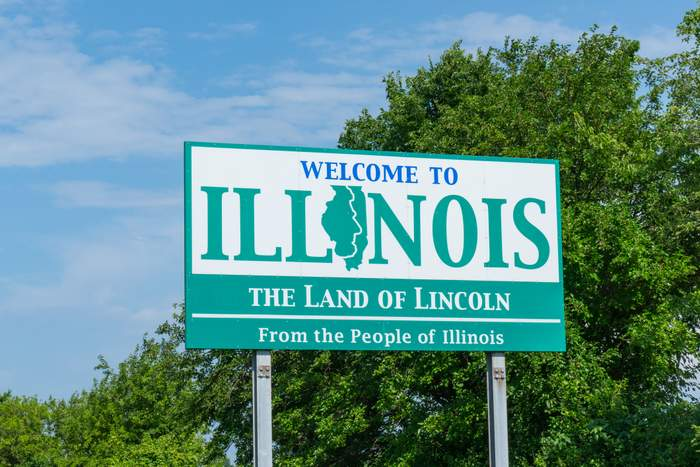Welcome to Illinois Sign