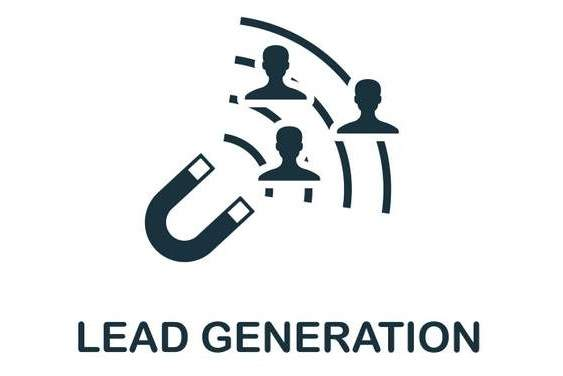 Lead Generation icon.
