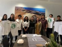 Sunpin Solar hosts engineering students to learn about solar project development