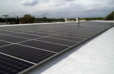 BENLEE adds rooftop solar system to Michigan headquarters via POWERHOME Solar