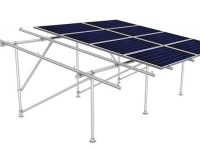 SunModo's SunTurf designed to overcome both rooftop and ground mount solar challenges