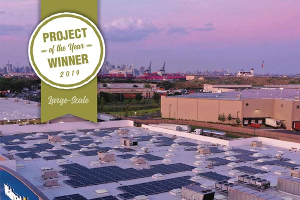 large scale project of the year walmart