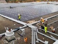 McKinstry finishing up 371-kW solar install for City of Wauwatosa, Wisc.