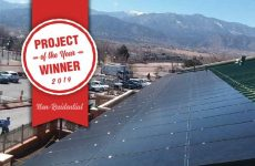 2019 Non-Residential Solar Builder Project of the Year: Marion House Food Kitchen