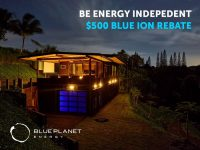 Blue Planet Energy offering $500 rebate on its battery system in response to California power shutoffs