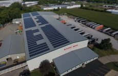 McElroy Metal adds solar system with roof recover at its third manufacturing plant