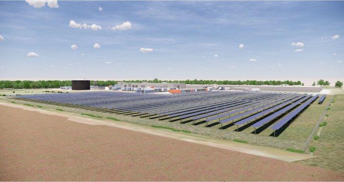 Conagra Brands solar project