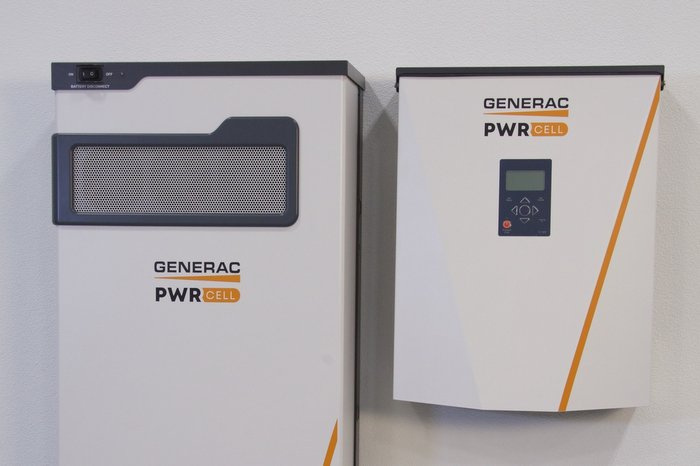 Generac storage