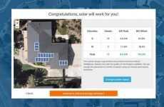 Meet Solar Calculator, an AI-driven solar design, estimator tool aimed at homeowners
