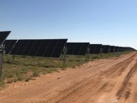 Duke Energy's Lapetus Solar project in Andrews County, Texas, is now operational