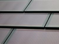 REVIA Hybrid Solar Roofing Tiles.