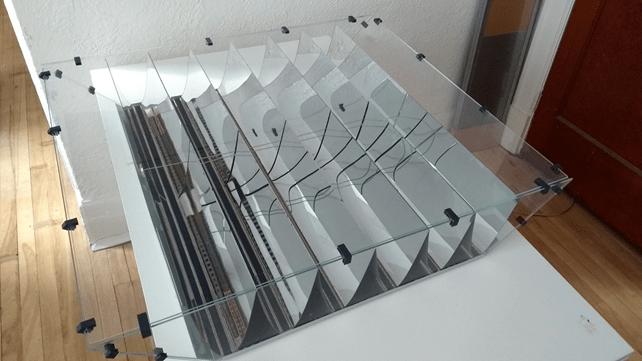 ISP solar panels