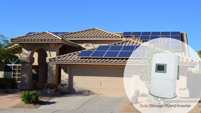 Residential Solis Storage Inverter _2.13.20