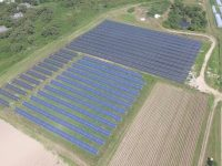 The completed Phase 2 of Bartlett's Farm's solar installation makes it the largest one on Nantucket.