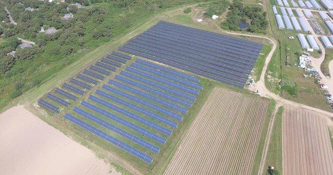 Bartlett Farm solar project
