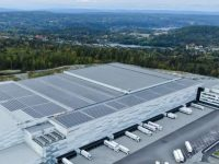 KACO 1500 volt inverter project in Norway