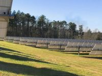 Solar FlexRack Installed in Georgia REDI Solar Projects