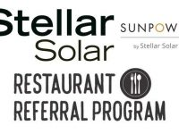 COVID-19 response: Stellar Solar gets super creative with this restaurant referral program