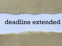 California Rule 21 compliance deadline extended to June 22