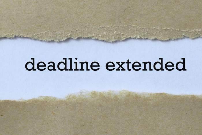 deadline rule 21 california