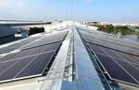 Five key considerations of industrial solar leasing