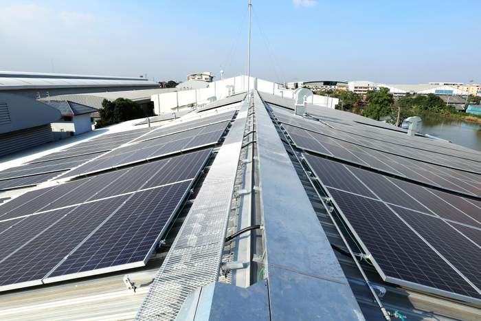 industrial solar leasing