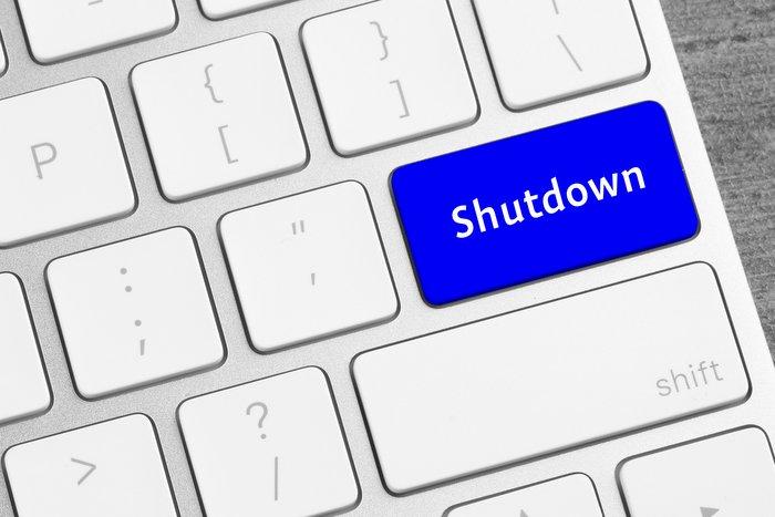 rapid shutdown
