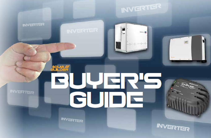 solar builder inverter buyers guide