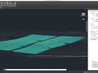 Pier analysis vs. slope analysis in ground-mount solar on uneven terrain