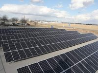 Details on three Inovateus Solar projects completed with zero construction waste for NIPSCO