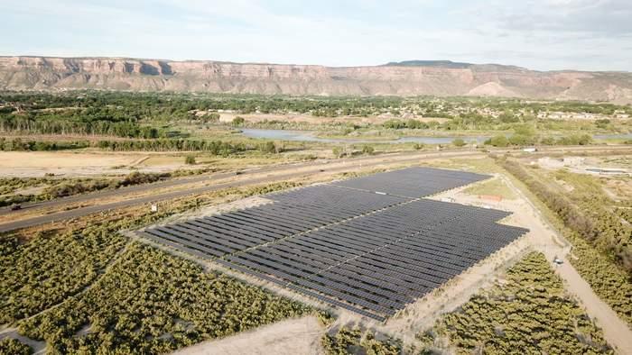 Standard Solar Murdock community solar