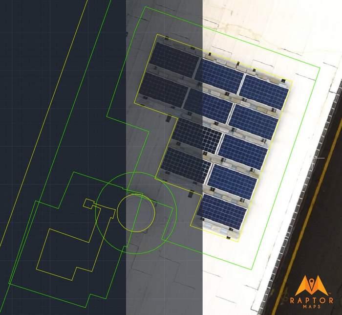 Raptor Maps Rooftop CAD