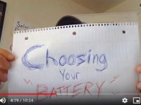 Solar Distancing: Choosing among your solar + storage battery options