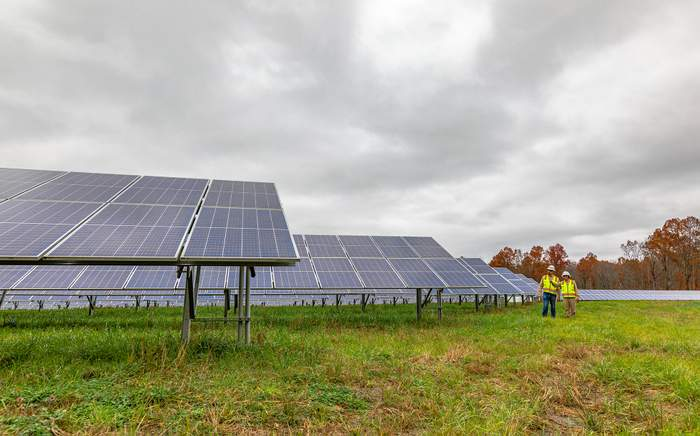 CLEARWAY group community solar project