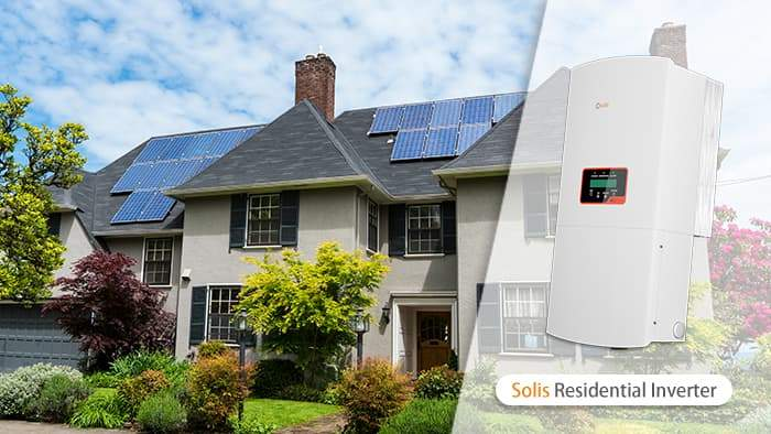 Solis residental inverter_Now SunSpec Certified
