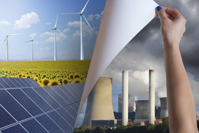 renewable energy versus coal