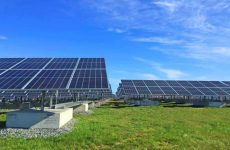 Ballasted Solar FlexRack installed by Signal Energy