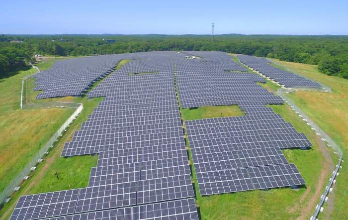 Beverly Landfill Community Solar