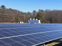 Largest landfill solar + storage project in Massachusetts completed by CS Energy