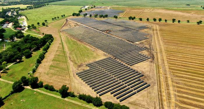 CS Energy completes their largest Texas solar projects portfolio to date_2020